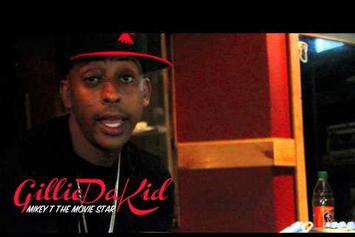 "Gillie Da Kid ""Says ""Theres Only 1 King of Philly"" "" Video"