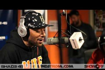 "Prodigy (Mobb Deep) ""ShowOff Radio Freestyle"" Video"