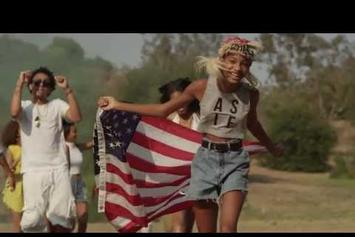 """Willow Smith """"Summer Fling"""" Video"""