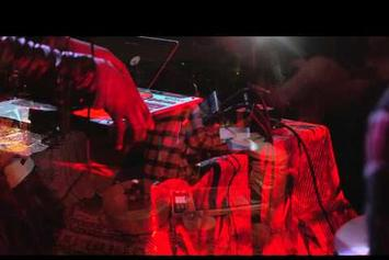 """Shabazz Palaces """"Live Show At The Boiler Room"""" Video"""