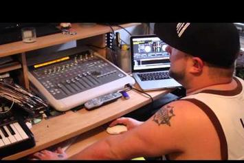 "Statik Selektah ""Making The ""Bird's Eye View"" Beat"" Video"