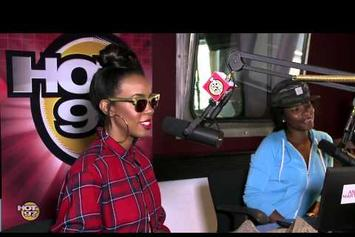 "Kelly Rowland ""Talks Forgiving Abusive Ex & New Album"" Video"