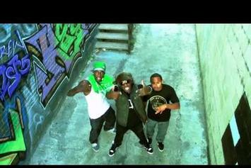 "Jarren Benton Feat.  SwizZz & Hopsin ""Go Off"" Video"