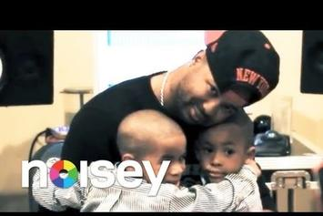 """The-Dream """"The Man (Documentary Pt. 1)"""" Video"""