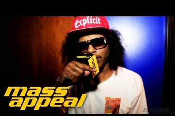 """Ab-Soul """"Talks about TDE & His Sound"""" Video"""