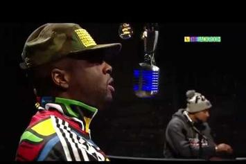 "Wyclef Jean ""106 & Park's The Backroom Freestyle"" Video"