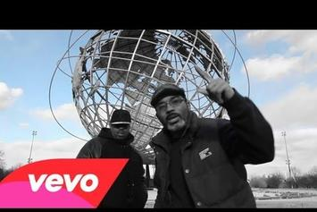 "P.A.P.I. (NORE) Feat. Large Professor ""Built Pyramids"" Video"
