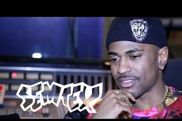 "Big Sean ""Talks Hall Of Fame In Depth"" Video"