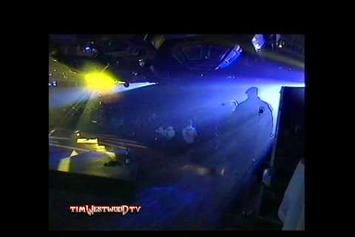 """Notorious B.I.G. """"Performs With Puff Daddy In London In 1995"""" Video"""