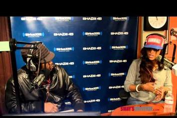 """Eve """"Freestyles On Sway In The Morning"""" Video"""