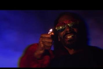 "Snoop Dogg Feat. Mavado & Popcaan ""Lighters Up"" Video"