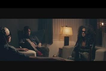 "Marsha Ambrosius ""Cold War"" Video"