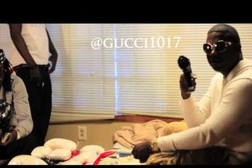 "Gucci Mane Feat. Young Scooter & Yung Fresh ""BTS Of  ""Shooter"""" Video"