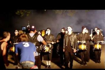 "Yelawolf & Travis Barker ""BTS - ""Whistle Dixie"""" Video"