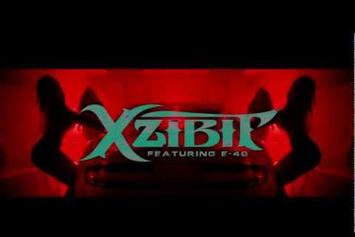 """Xzibit Feat. E-40 """"Up Out The Way"""" Video"""