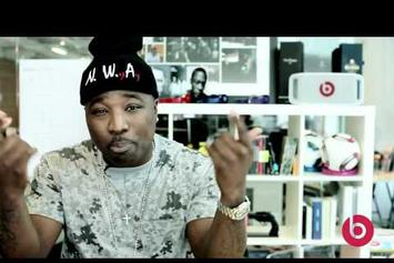 """Troy Ave """"Beats TV Freestyle"""" Video"""