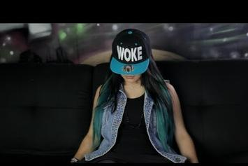 """Snow tha Product """"Neva Gave A Fuck (Freestyle) """" Video"""
