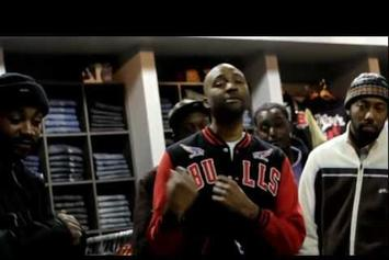 "GLC Feat. Larry Hoover ""I Rep My Star"" Video"