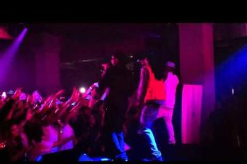 """Big Sean """"Brings Out 2Chainz & Trey Songz in Miami """" Video"""