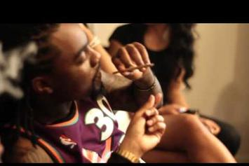 "Wale Feat. Tiara Thomas ""The Cloud"" Video"