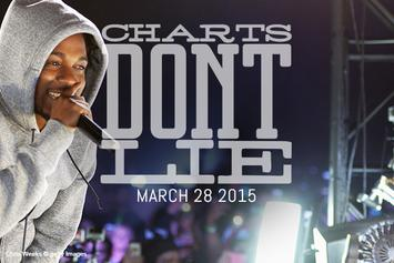Charts Don't Lie: March 28
