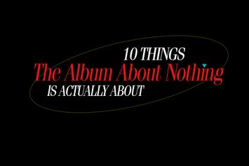 """10 Things """"The Album About Nothing"""" Is Actually About"""