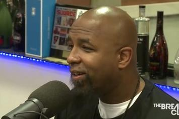 Tech N9ne On The Breakfast Club