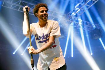J. Cole Promises A Private Performance For His Top Listeners On TIDAL
