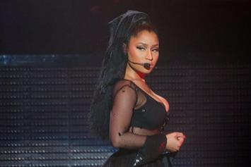 "Nicki Minaj To Young Girls: ""You Too Can Become A Mogul"""