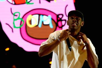 "Tyler, The Creator Releases ""Cherry Bomb"" Tracklist"