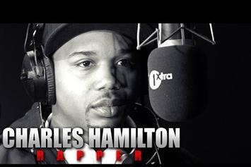 """Charles Hamilton Freestyles For 19 Straight Minutes On """"Fire In The Booth"""""""