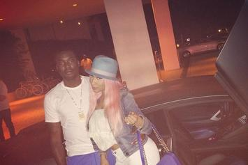 Are Nicki Minaj & Meek Mill Engaged?