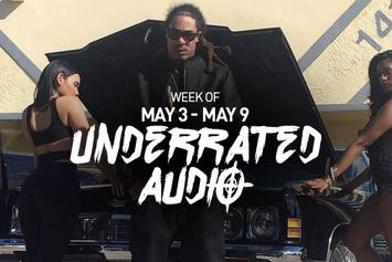 Underrated Audio: May 3 - May 9