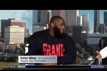 Killer Mike Talks Influences, Run The Jewels' Chemistry On GGN