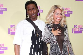 "ASAP Rocky Addresses Rita Ora Lyrics On ""A.L.L.A."""