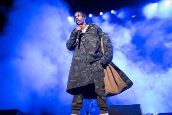 "Travi$ Scott Enlists Kanye West, Metro Boomin & More For Production On ""Rodeo"""