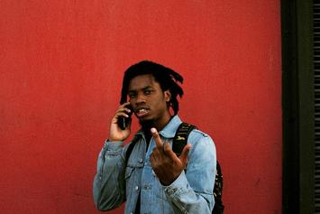 """Stream Denzel Curry's Double EP """"32 Zel / Planet Shrooms"""""""