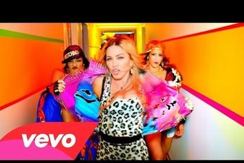 "Madonna Feat. Nicki Minaj ""Bitch I'm Madonna"" Video"