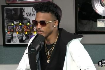 August Alsina On Ebro In The Morning