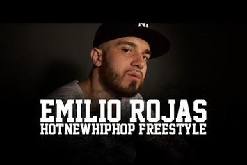 Emilio Rojas Freestyles For HNHH