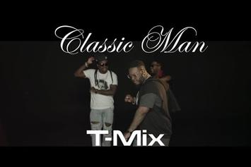 "T-Pain Feat. Vantrease, Young Ca$h ""Classic Man (Remix)"" Video"