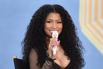 "Nicki Minaj On Taylor Swift: ""We're All Good"""