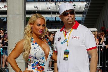 Ice-T & Coco Are Expecting Their First Child Together