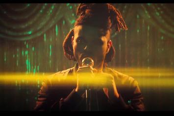 "The Weeknd ""Can't Feel My Face"" Video"