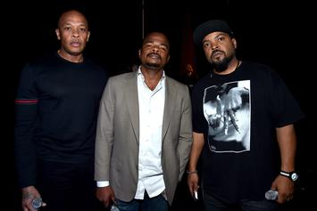 "Dr. Dre Says ""Detox"" Is Scrapped, ""Compton: The Soundtrack"" Out Next Week"