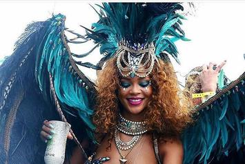 Rihanna Shares Photos From Crop Over Festival In Barbados