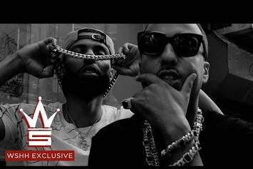 """French Montana """"To Each His Own"""" Video"""