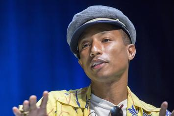 Pharrell Premieres Unreleased N.E.R.D. Track On His Beats 1 Radio Show