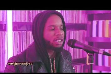 Tory Lanez Freestyles For Tim Westwood