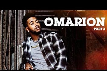 """Omarion Talks Writing """"I'm Up"""" On FaceTime & Its Connection To """"Post To Be"""""""